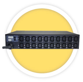 DCIM Intelligent Rack PDUs