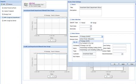 Create Custom Reports