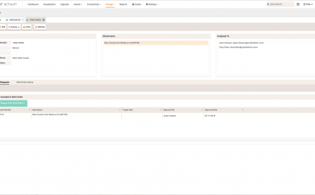 Screenshot of Filter, View, and Edit Requests and Work Orders