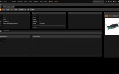 Screenshot of Parts Templates