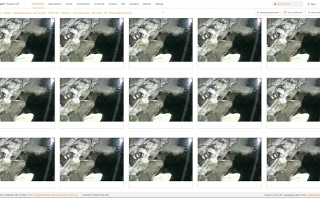 Screenshot of Security Camera Video