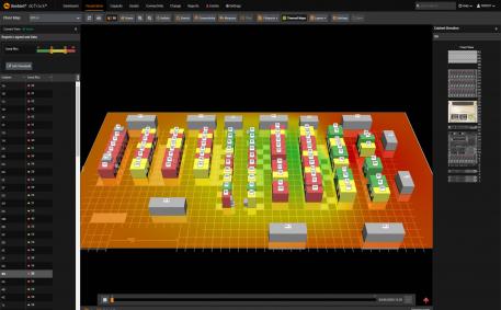 Screenshot of Horizontal Thermal Time-Lapse Video