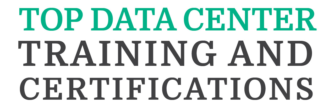 Top Data Center Training and Certifications | Sunbird DCIM